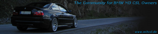 Die CSL-Community - Das Forum
